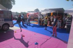 Présence à la Foire Expo du H.B.C.D à Digoin les 5 , 6 et 7 septembre 2014.