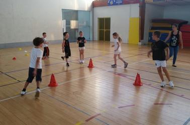 Reprise des entraînements jeunes au H.B.C.D