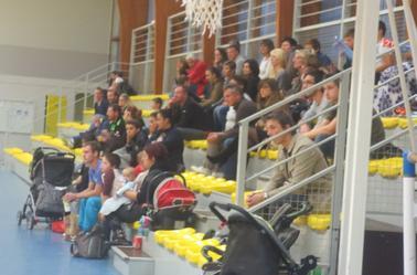 4ème journée de championnat excellence régional  Digoin 30 / Auxonne 39,  le samedi 11 Octobre 2014
