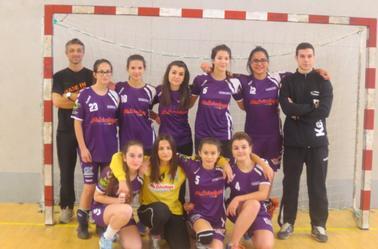 Victoire des Digoinaises -16 ans Filles sur le score de 33-5 face à Corbigny