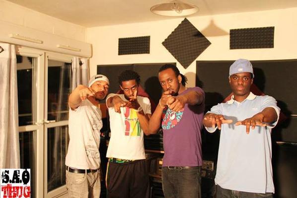 Spyda Team & S.A.O Thug Production