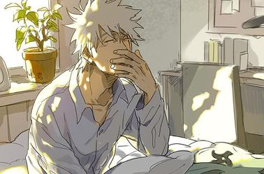 HAPPY BIRTHDAY kakashi hatake xD