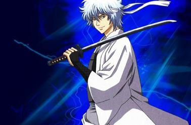 HAPPY BIRTHDAY Gintoki Sakata