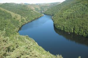 Gorges de la Truyère (Cantal - Auvergne)