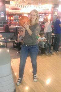 Soirée bowling 04/2014