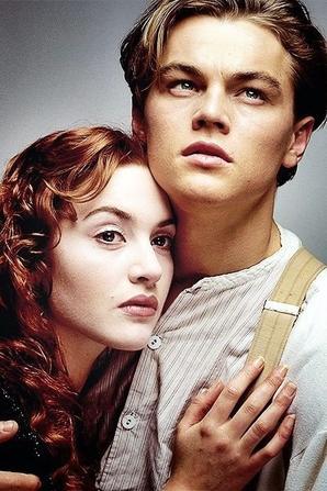 Photos promo de Titanic 1997