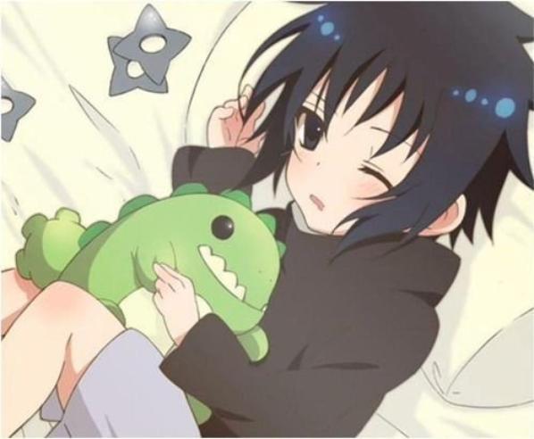 Sasuke cute