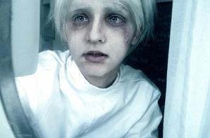 The evil within Leslie withers Cosplay ^^