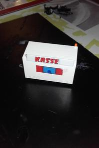 création  d une caisse pour manége