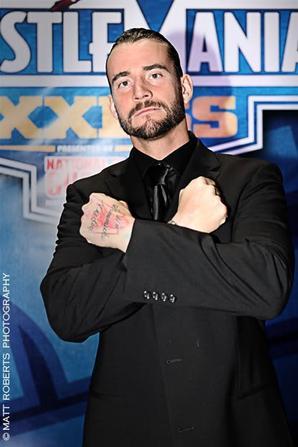WWE : CM PUNK