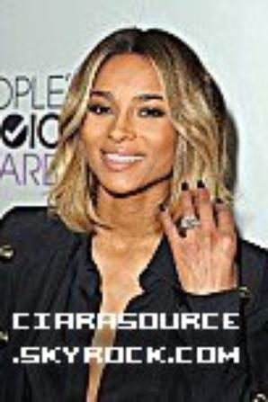 EVENTS:  Ciara à la cérémonie People's Choice Awards Nominations Press Conference à Beverly Hills le 6 novembre 2013