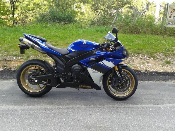 Yamaha YZF- R1 de 2008...
