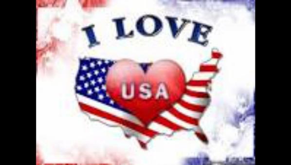 mon pays a moi USA VIVE USA