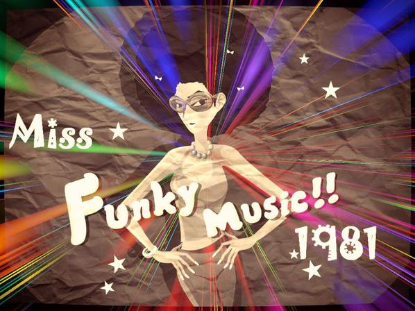 Miss Funky Music