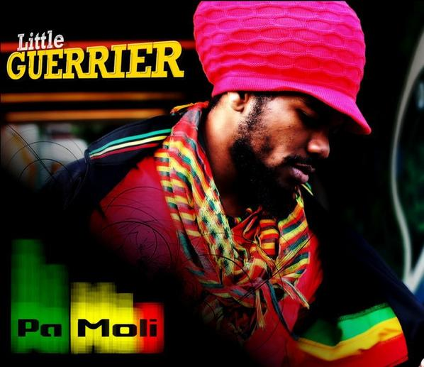 AR 35 - Little Guerrier - Pa Moli (2012)