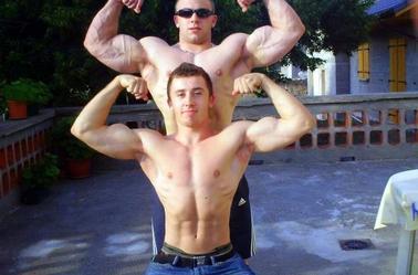 Biceps de champion
