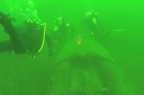 Lake dive