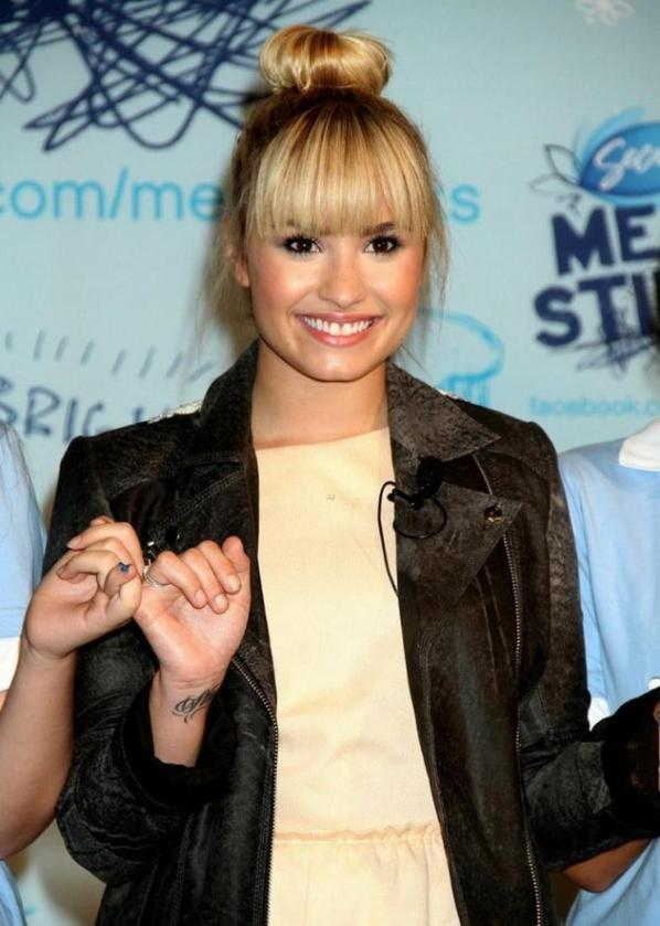 Demi Lovato comment vous la préféréz ?