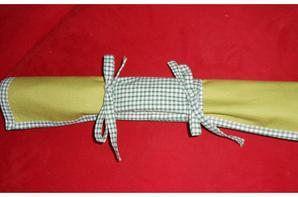 trousse à aiguilles à tricoter