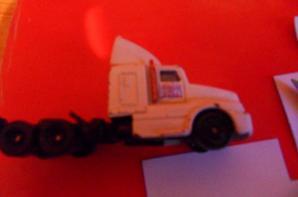 Un camion citerne