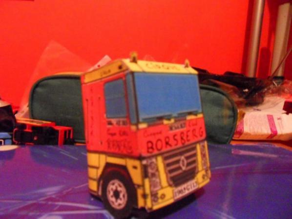 Renault Borsberg