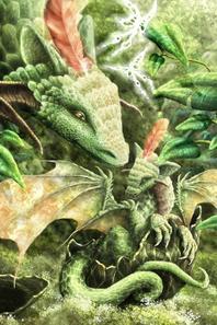 Série de Dragons: