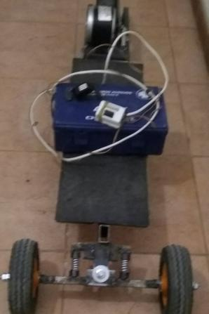 Make of Electric Montainboard