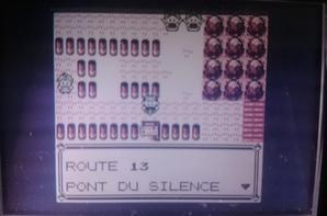 Lavanville - Route 12 - 13 - Pont du silence - 14 - 15 - Parmanie