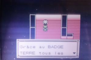 Arene de Jadielle / Badge Terre en Poche