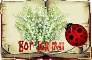 BON 1er MAI MES AMIS (ES)