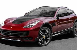 Genève 2018 - Ferrari confirme le premier V8 hybride de série pour 2019
