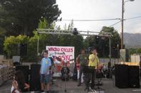 Le groupe pop rock BRAS KC et le DJ P.F
