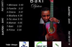 BAKI-Nouveau Album de DJATOU