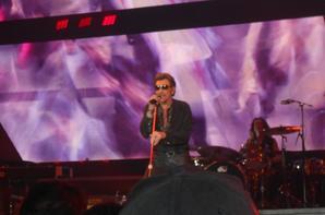 JOHNNY dimanche soir 29/11/2015 à bercy