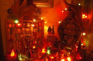 Vitrines Kenzo et Ricci à Noël