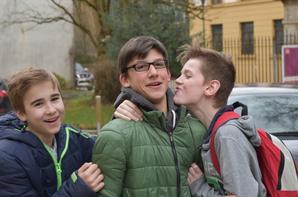 mes élèves 2°CD 2016