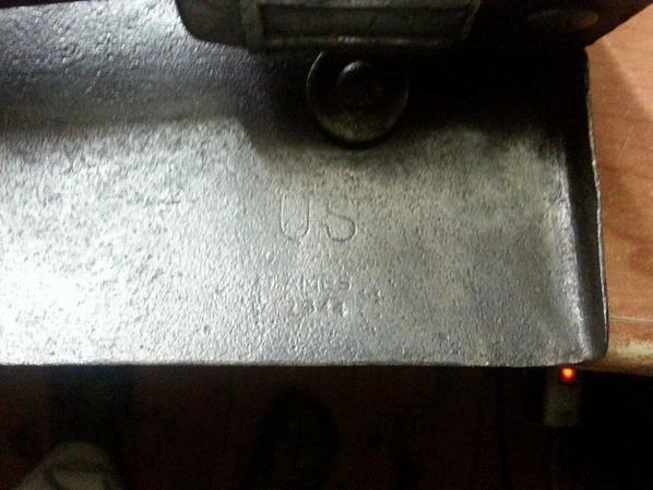 Pelle US M43