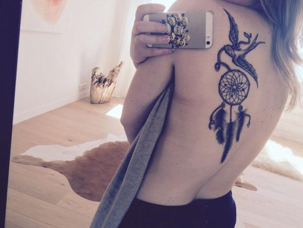 Deuxième tatouage : FAIT !