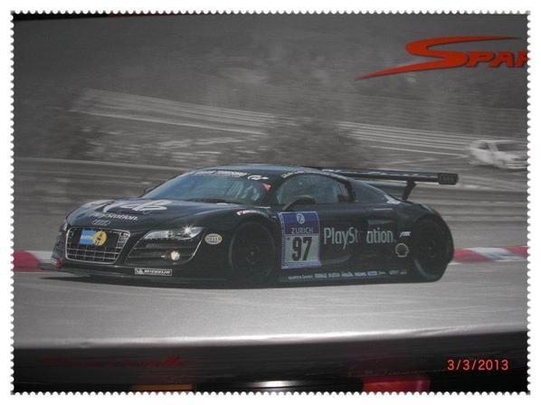 Spark, Audi R8 1/18 GT5