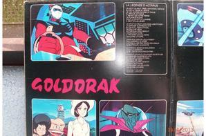 Goldorak comme au cinéma, 33T, 1979