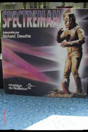 45T, Spectreman