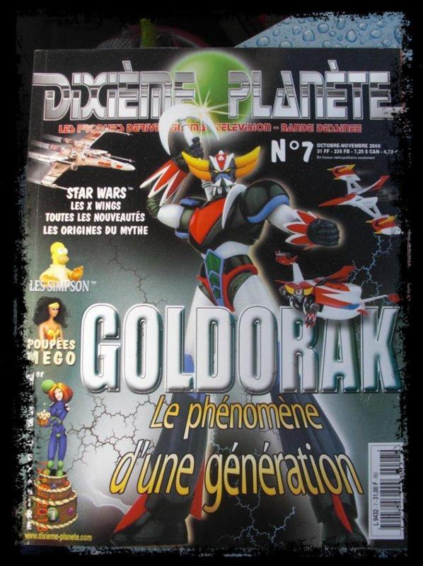Goldorak, Dixième planète No 7