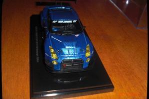 GT6, Gran Turismo 6 - GT-R Nismo, 15ème Anniveraire, 1/43