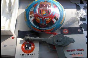 UFO Robot Goldorak Radiocommandé
