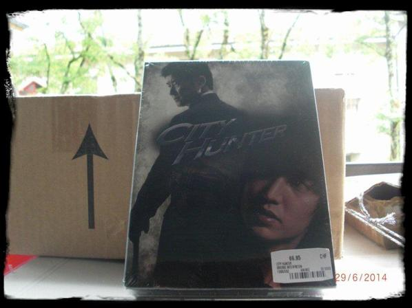 DVD City Hunter (Nicky Larson)