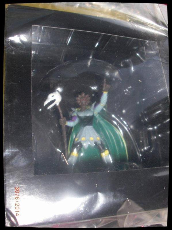 Ministro Amaso - Jeeg Kotetsu - Go Nagai - Livet avec figurine, No 20