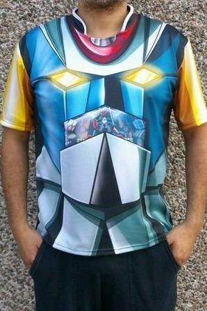T-Shirt,Goldorak