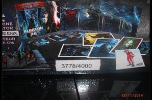 Albator, Corsaire de l'Espace Coffret Collector Blu-ray Edition Deluxe