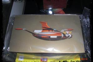Disco Spaziale - Goldorak - Edition spéciale Go Nagai - Livet avec figurine, No 1