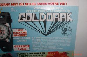 Montre Goldorak - Antenne 2